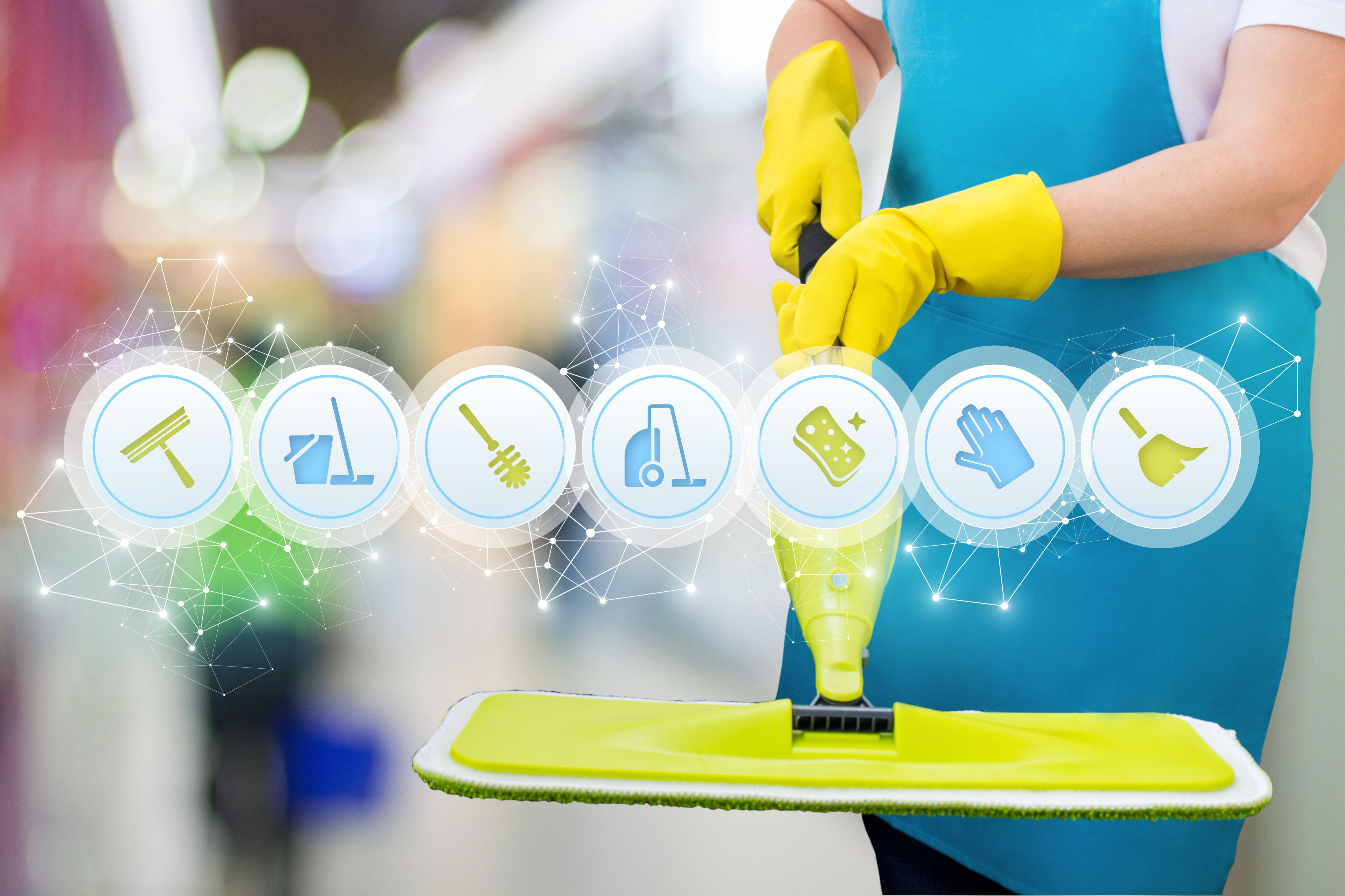 Empresa de limpiezas en Madrid Centro