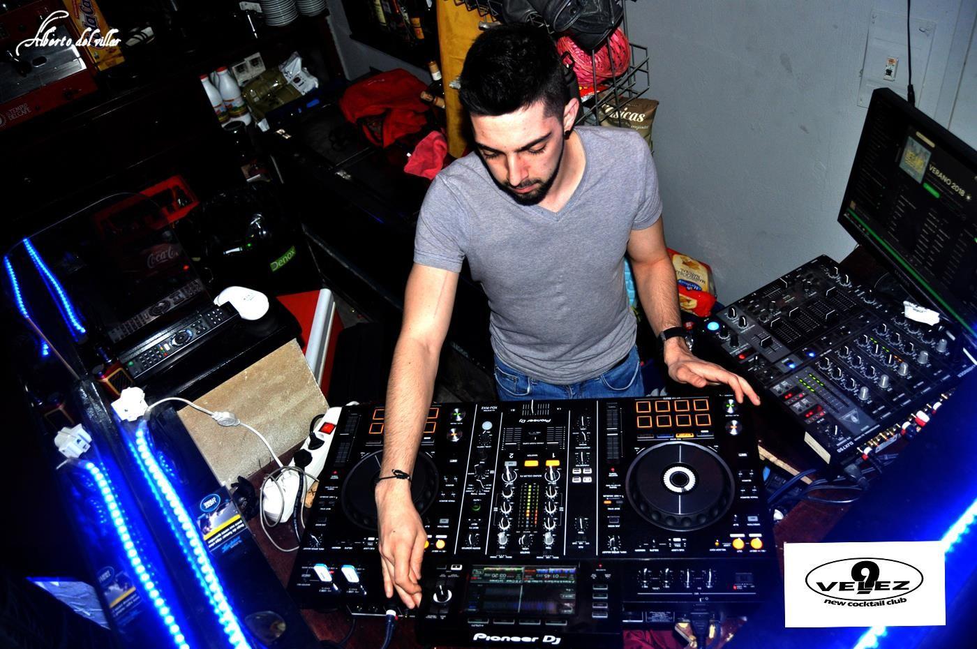 DJ en Mojados, Valladolid