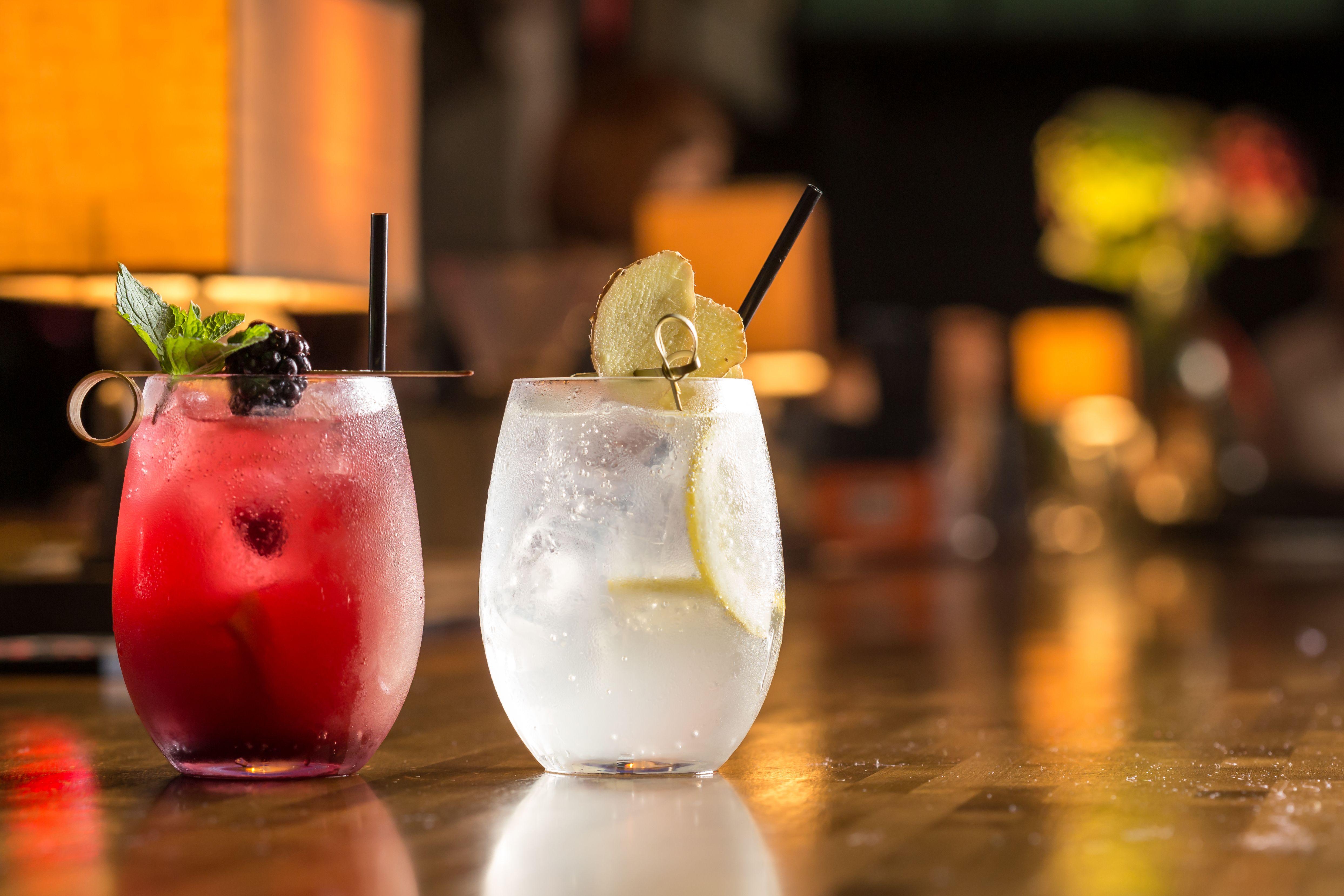 Copas y cócteles: Catálogo de Vélez 9 New Cocktail Club