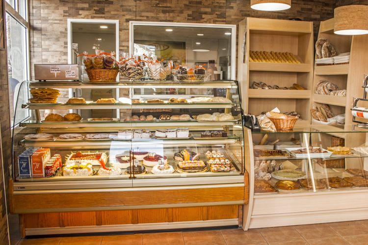Pastelería panadería