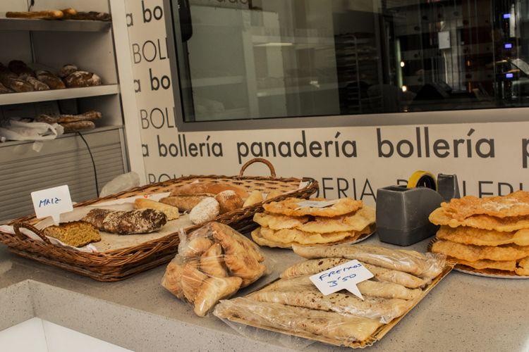 Panadería y bollería en A Coruña