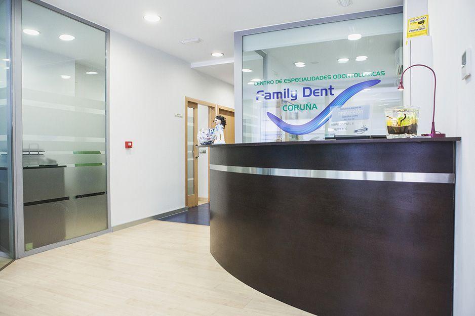 Centro de salud dental en A Coruña