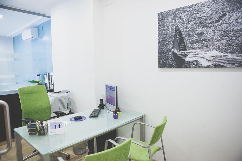 Centro de especialidades odontológicas en A Coruña
