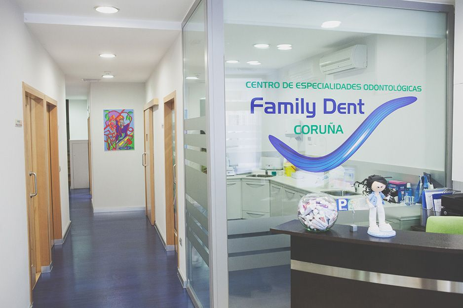 Salud dental en A Coruña