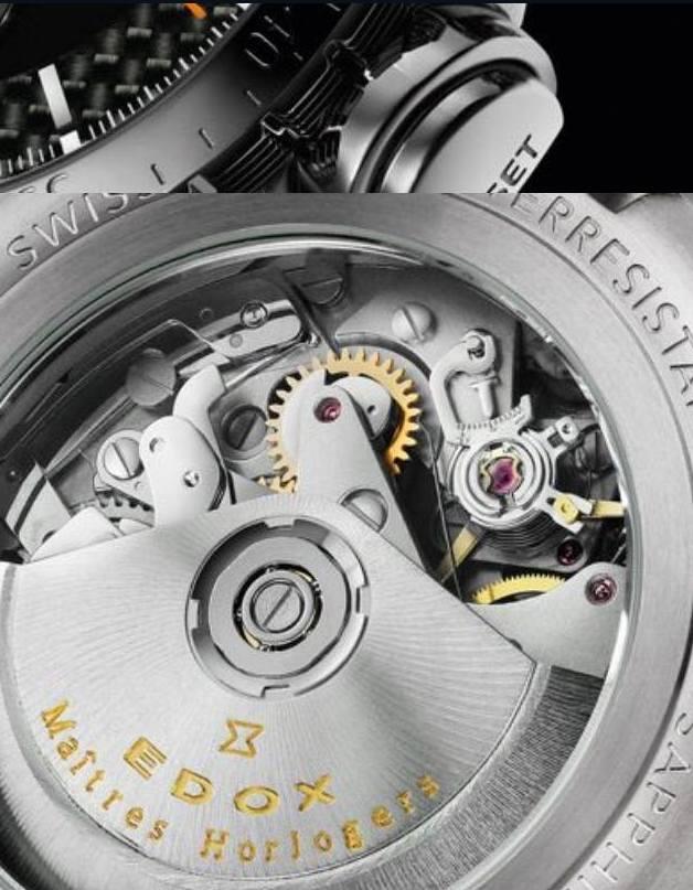 Relojes Edox
