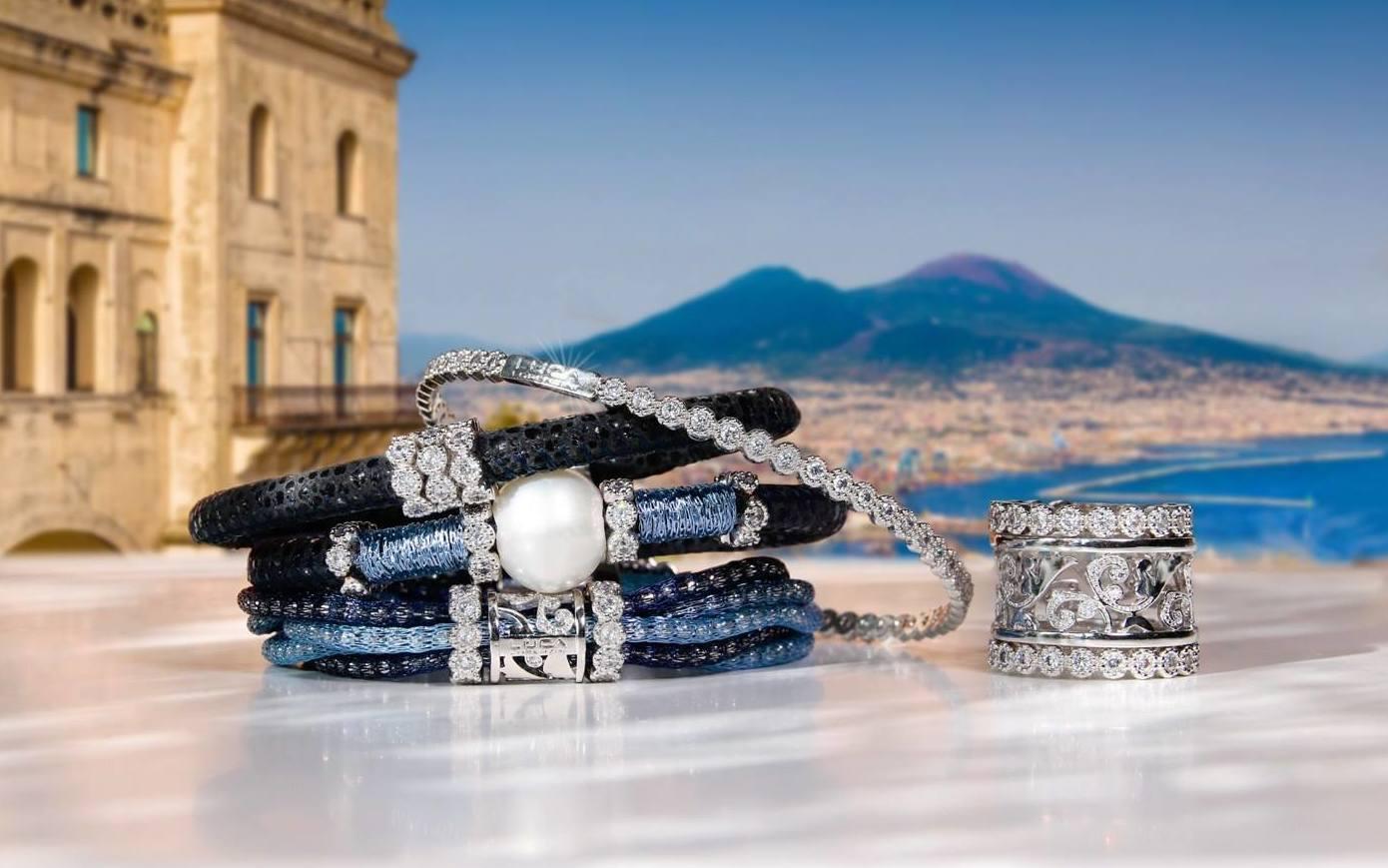 Pulseras y anillos de diseño