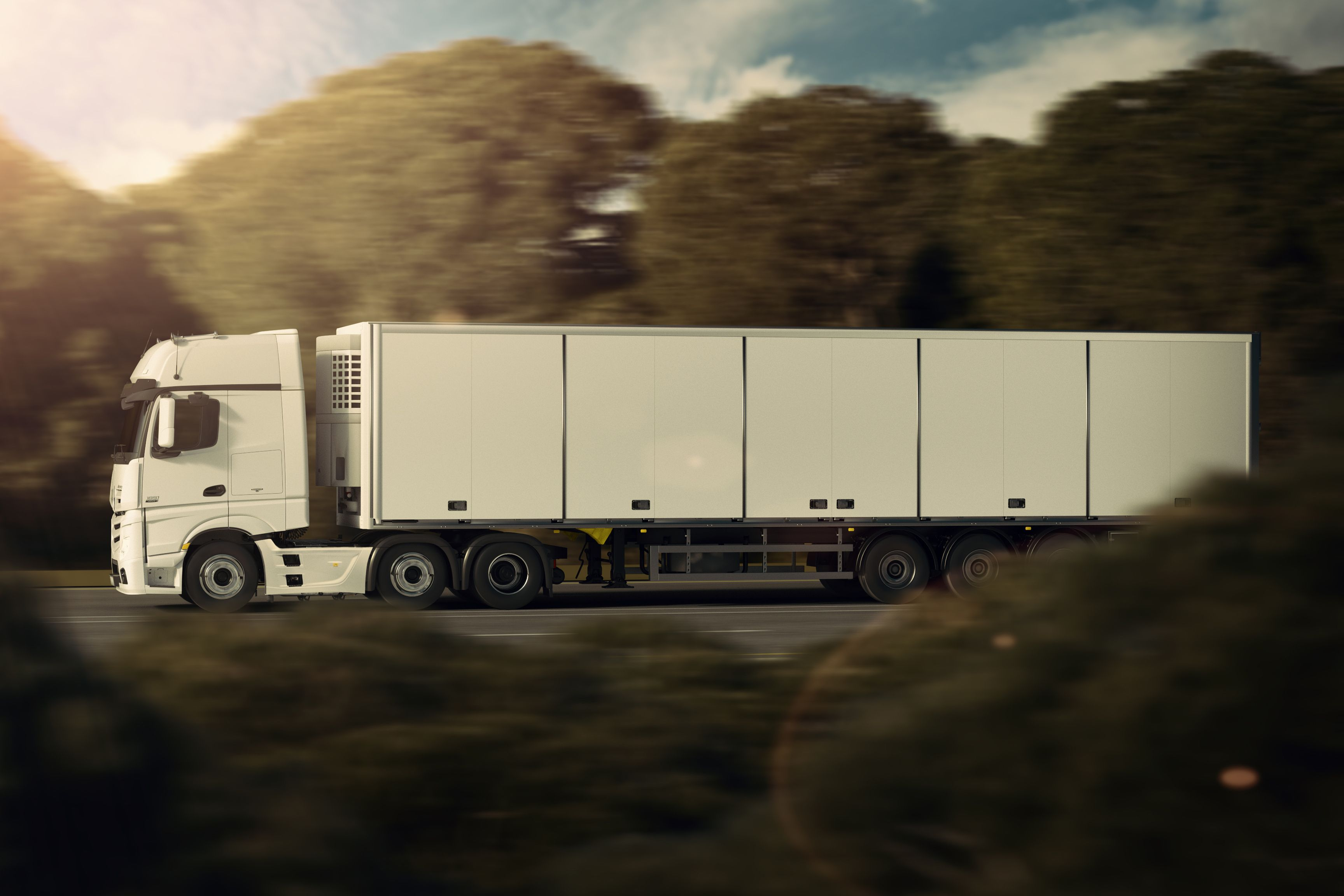 Transporte de maquinaria para la construcción: Servicios de Convoy Global