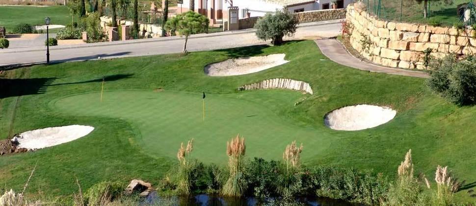 Diseño y construcción de campos de golf