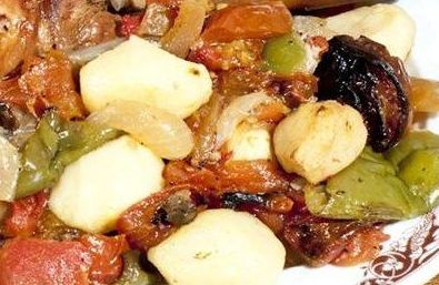 Guarniciones: Carta de Restaurant tipic Ca's Pagés