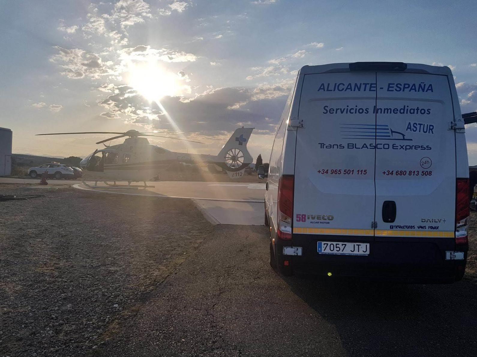 Foto 6 de Agencias de transporte en Alicante | Trans Blasco Express, S.L.