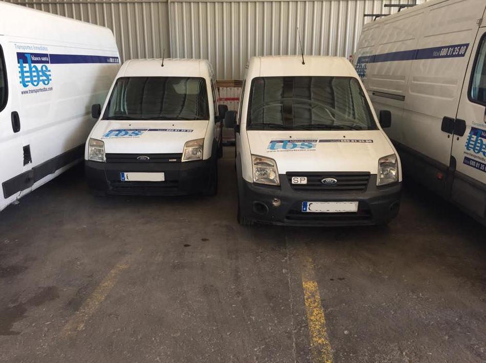 Agencia de transportes en Alicante
