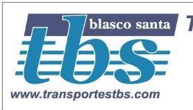 Transportes TBS 965501115: Servicios de Transportes TBS