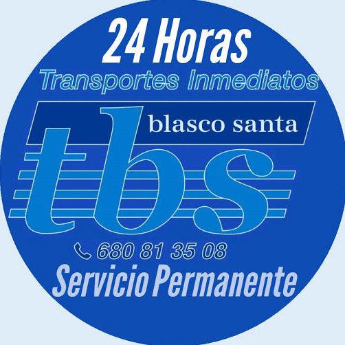 Transporte Urgente Servicio 24h 680813508: Servicios de Transportes TBS