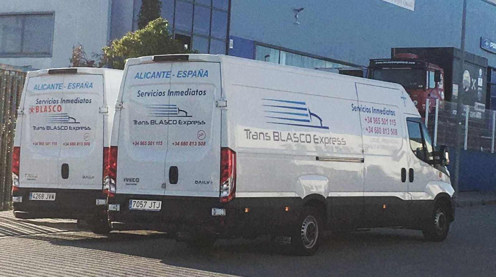 Foto 7 de Agencias de transporte en Alicante | Trans Blasco Express, S.L.