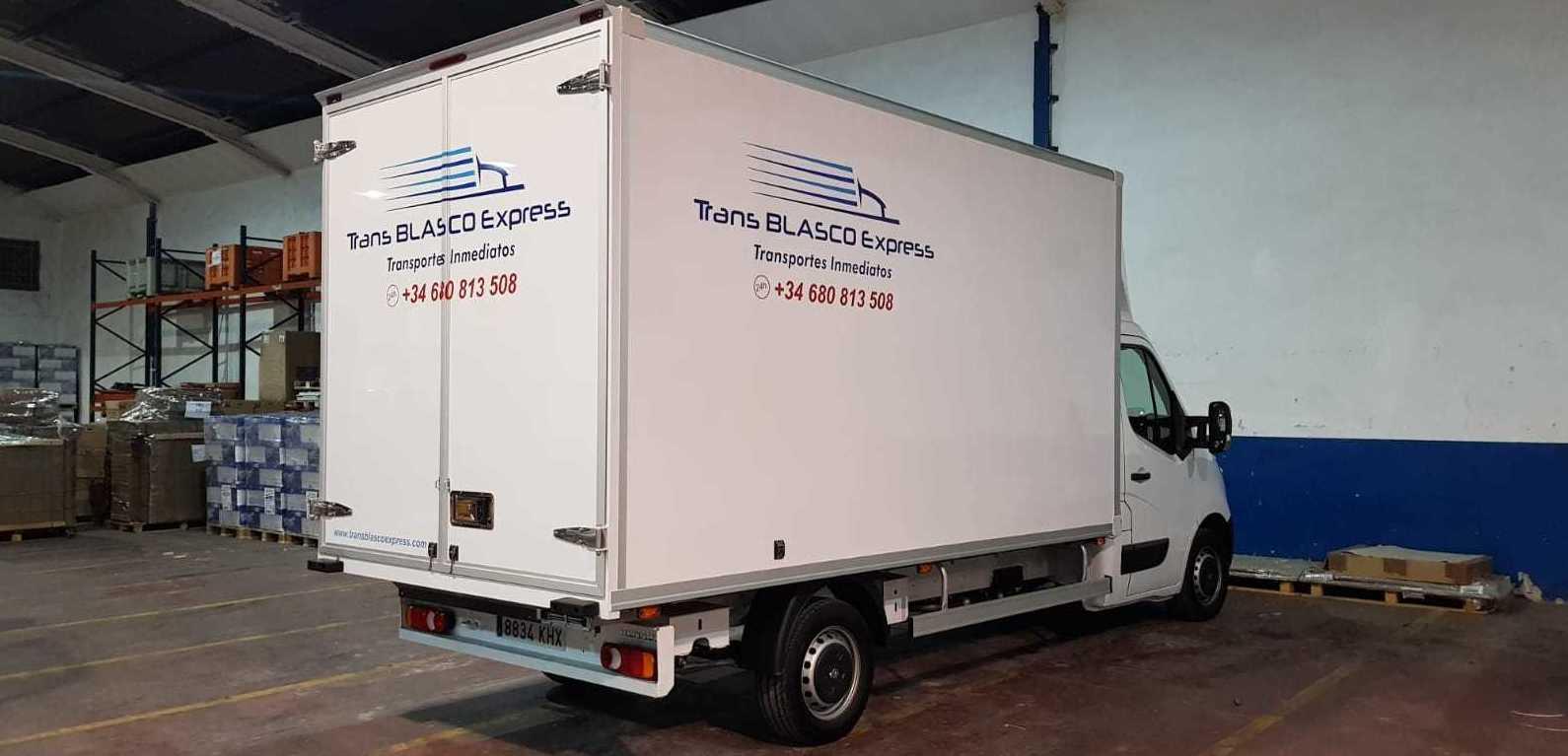 Foto 1 de Agencias de transporte en Alicante   Trans Blasco Express, S.L.