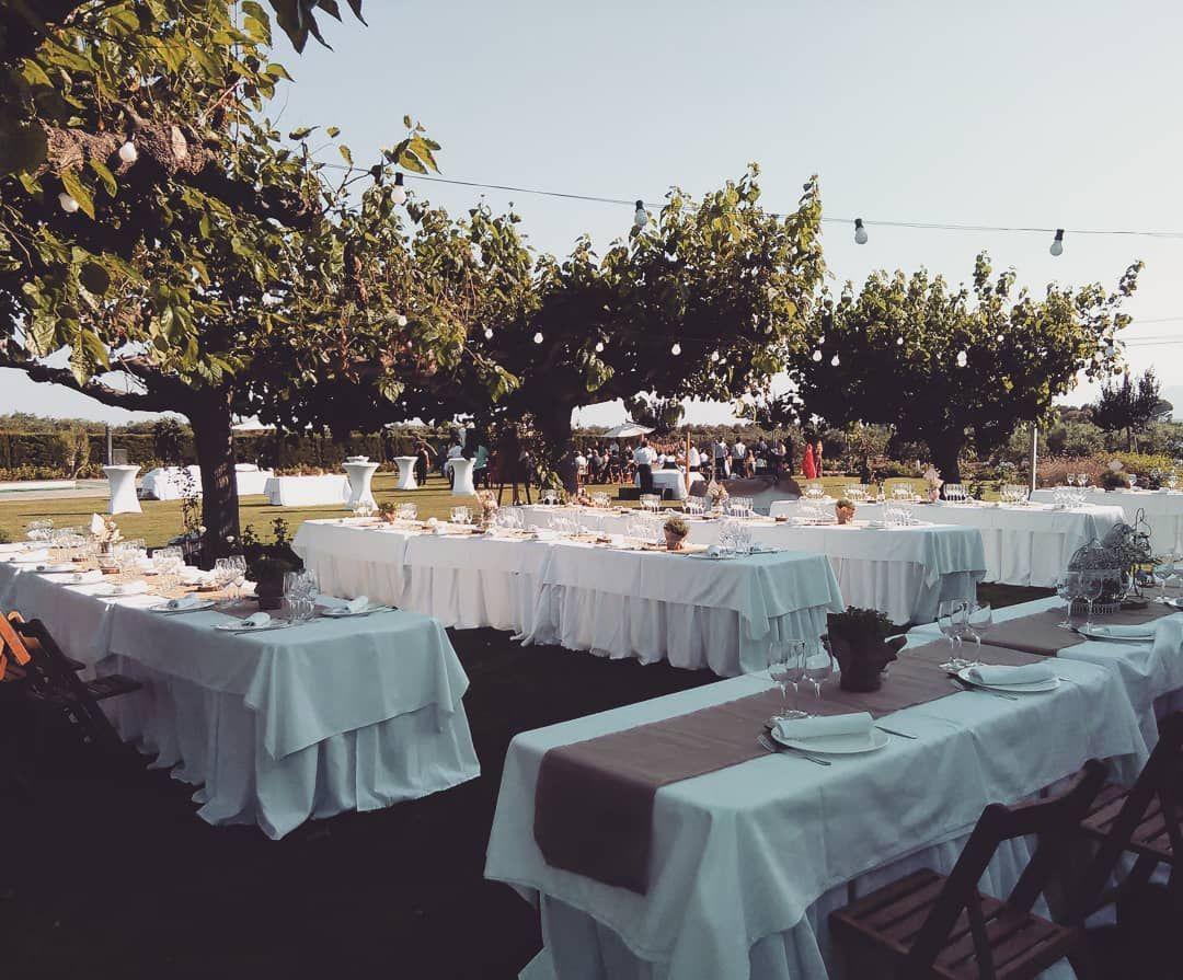 Catering para bodas personalizado en Tarragona