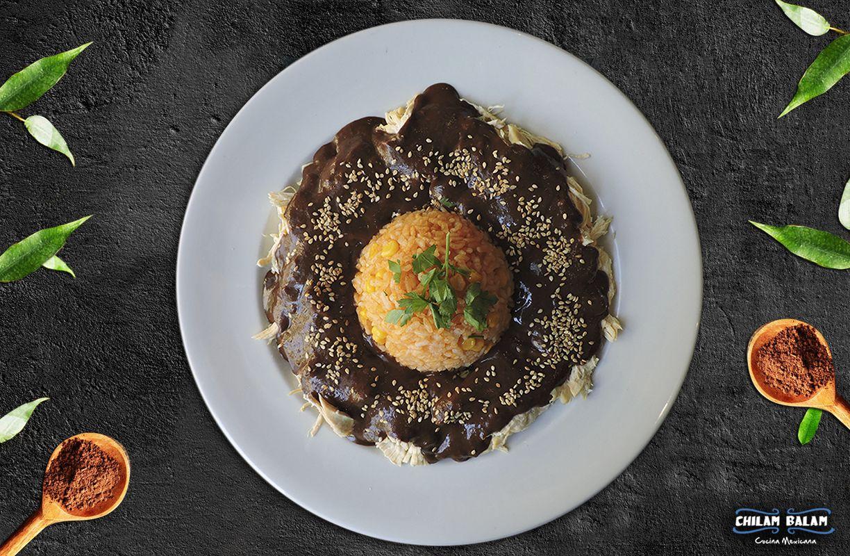 Guisados: Nuestros platos de Chilam Balam