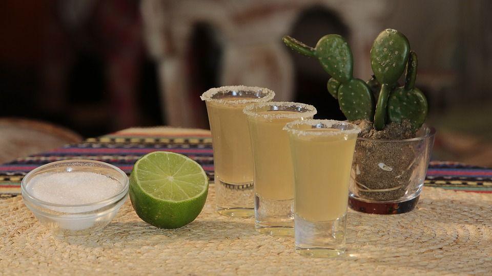 Chupitos de tequila: Nuestros platos de Chilam Balam