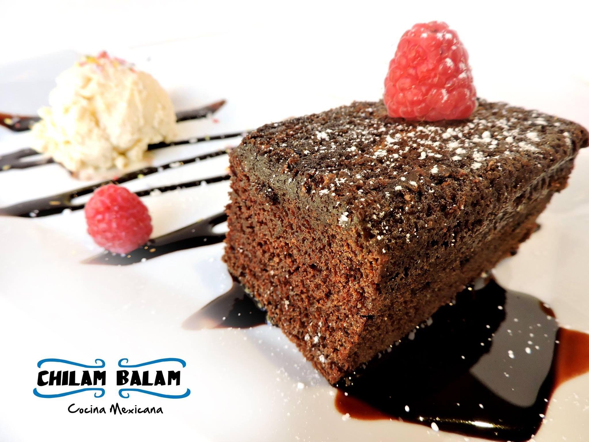 Postres: Nuestros platos de Chilam Balam