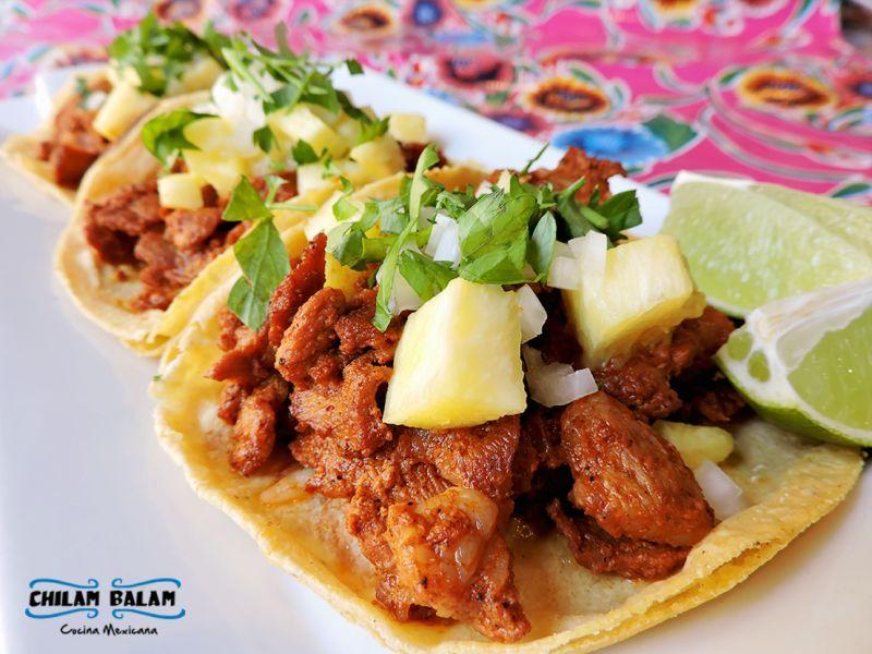 Para compartir: Nuestros platos de Chilam Balam