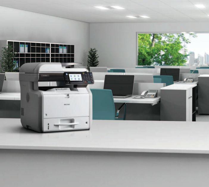 Fotocopiadoras multifunción en San Fernando de Henares