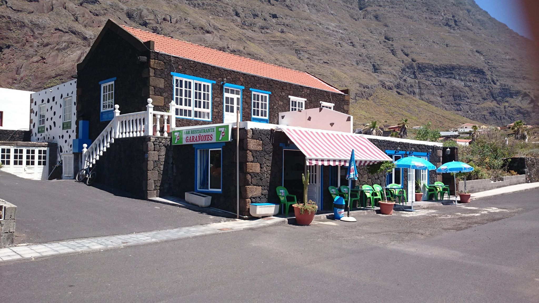 Restaurante en El Hierro