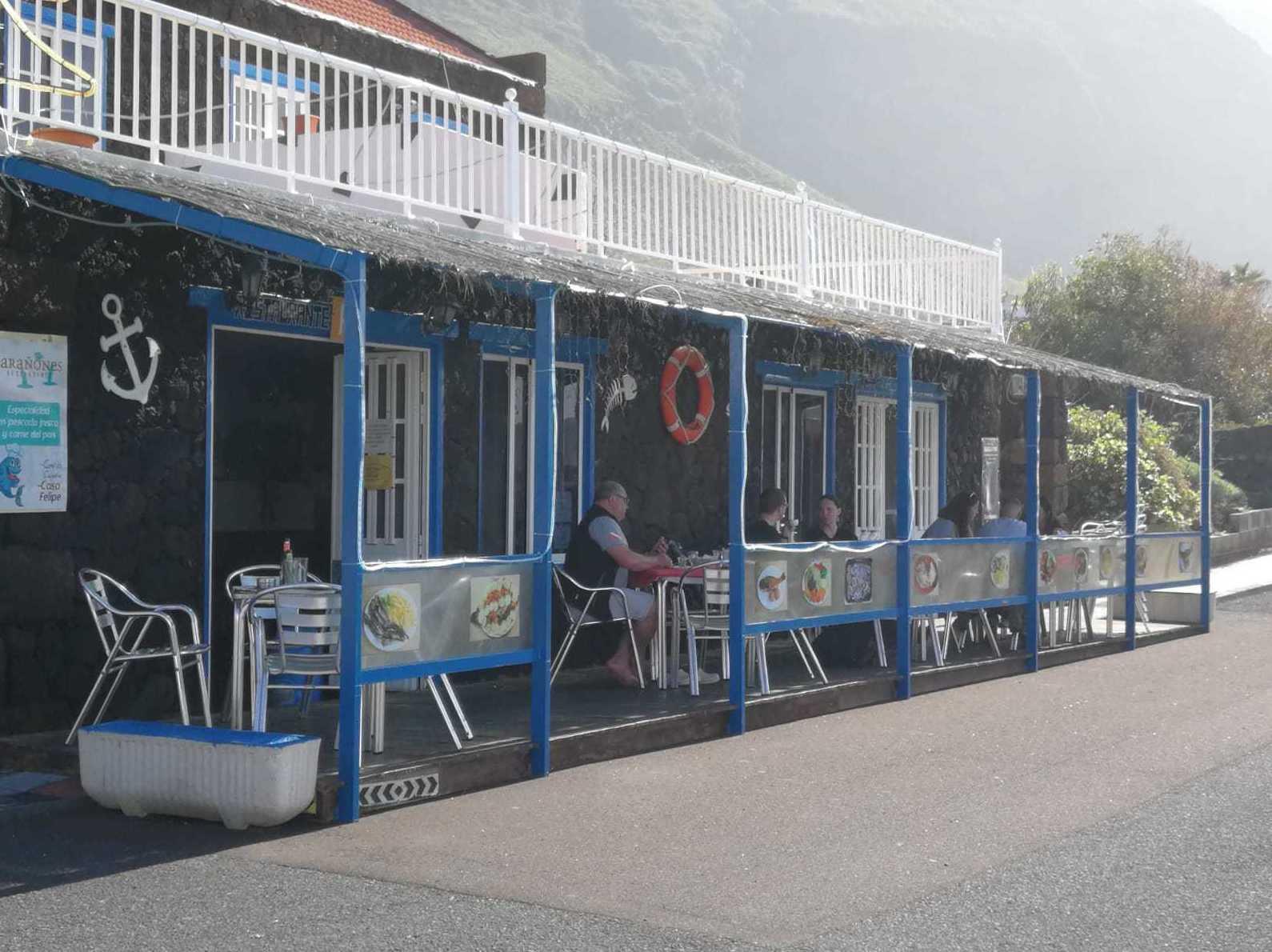 Foto 4 de Restaurante en Frontera | Restaurante Garañones
