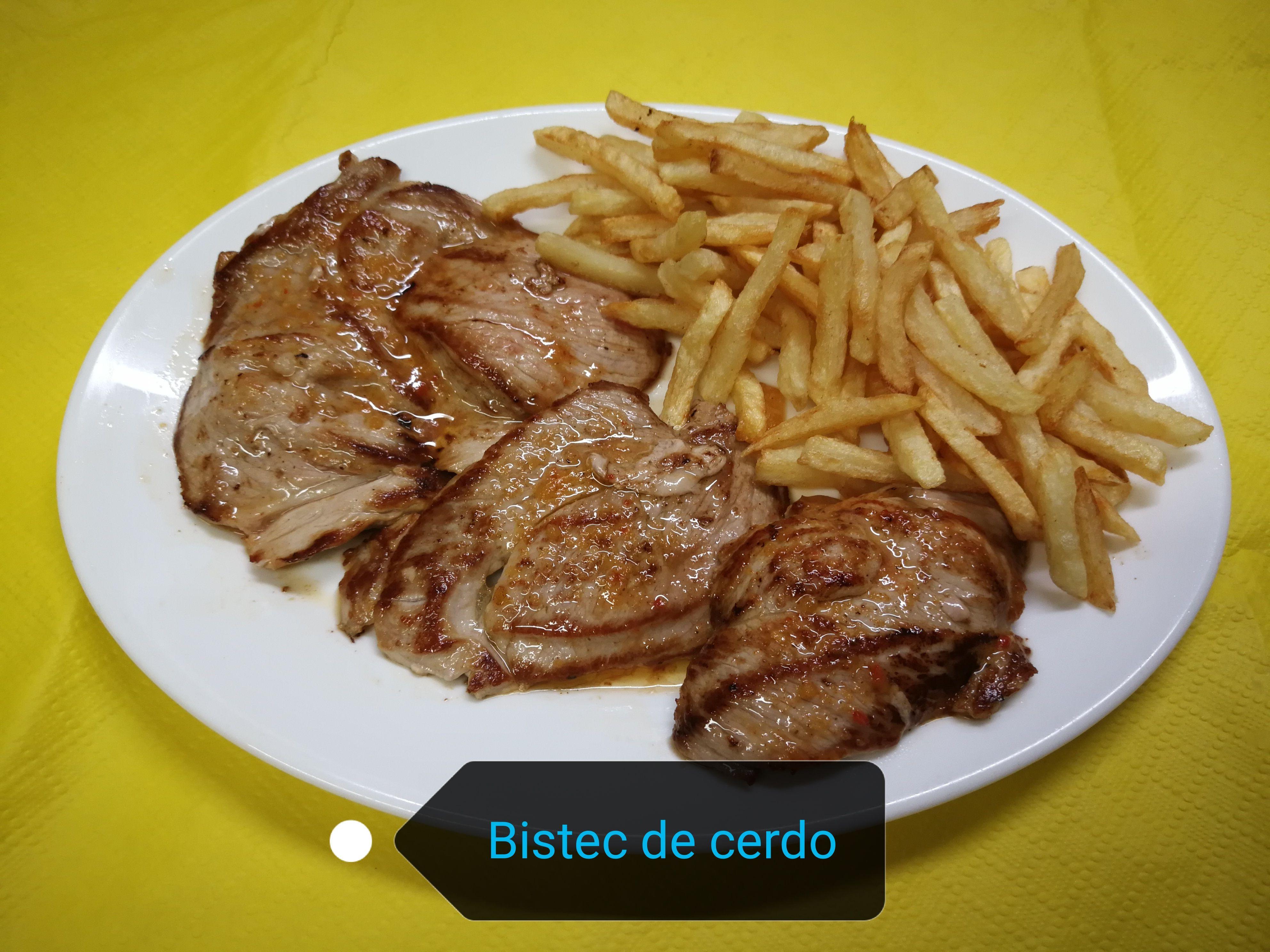 Carnes: Carta de Restaurante Garañones