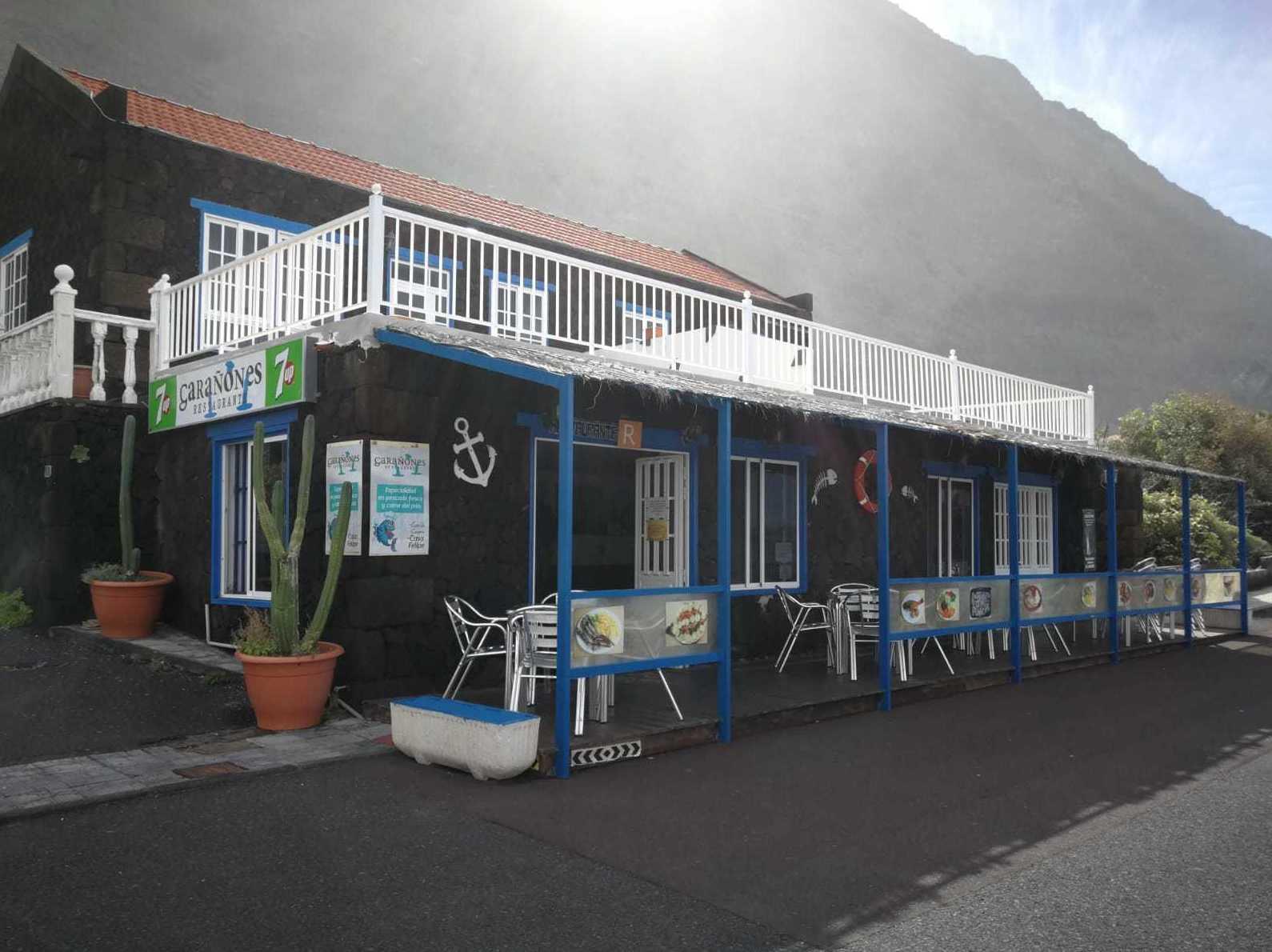 Foto 5 de Restaurante en Frontera | Restaurante Garañones