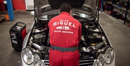 Mecánicos con amplia experiencia en Tordesillas