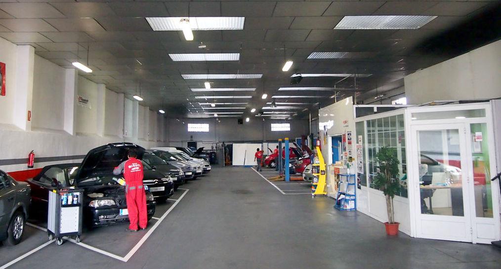 Tu taller mecánico de confianza en Tordesillas