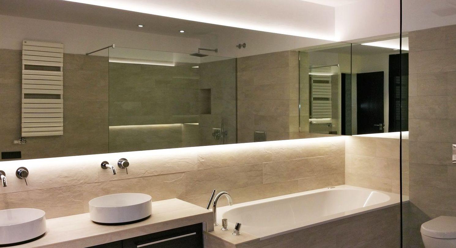 Baño suite vivienda Sant Just Desvern