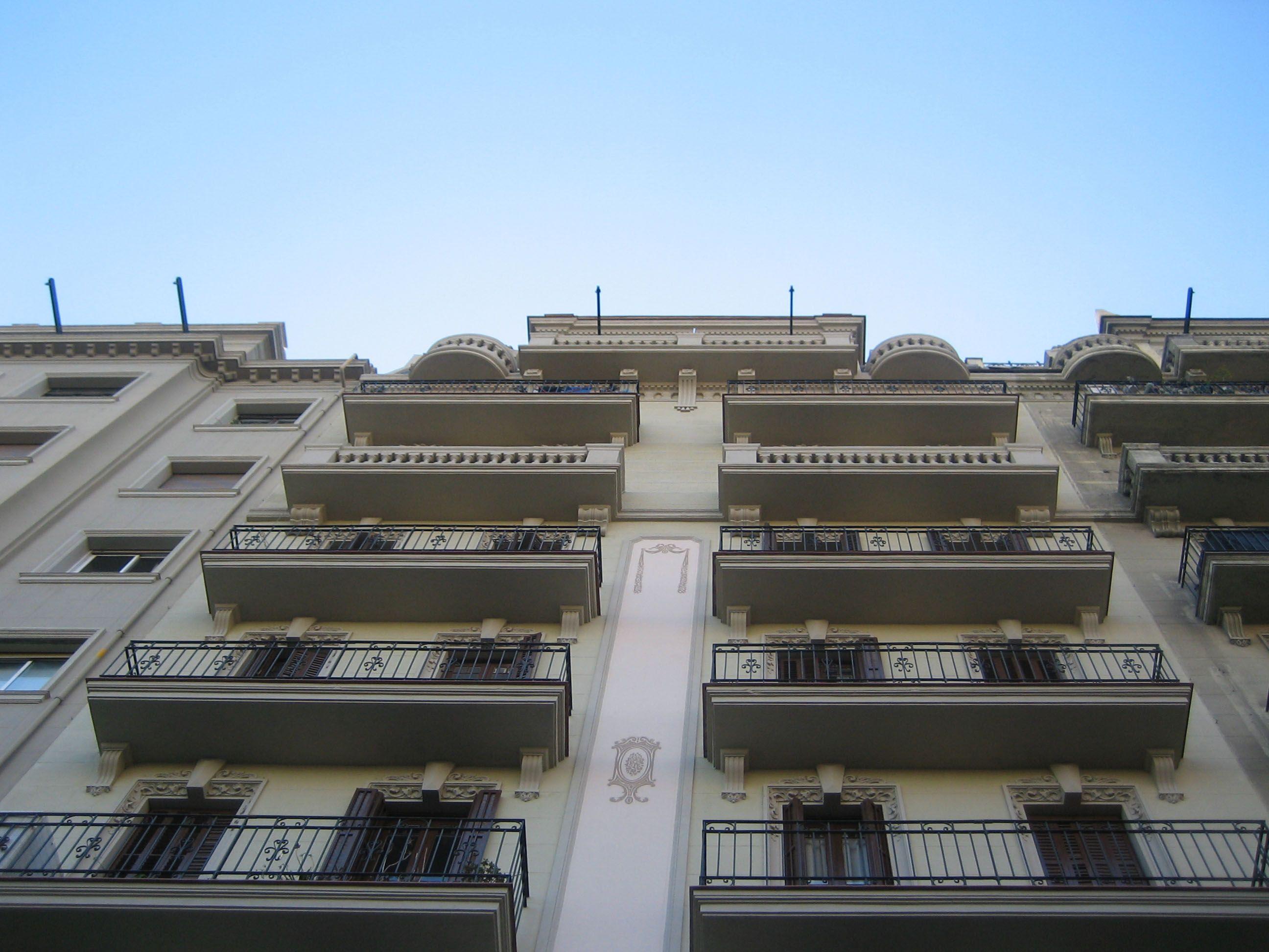 Estudio de arquitectura y urbanismo en Sant Gervasi