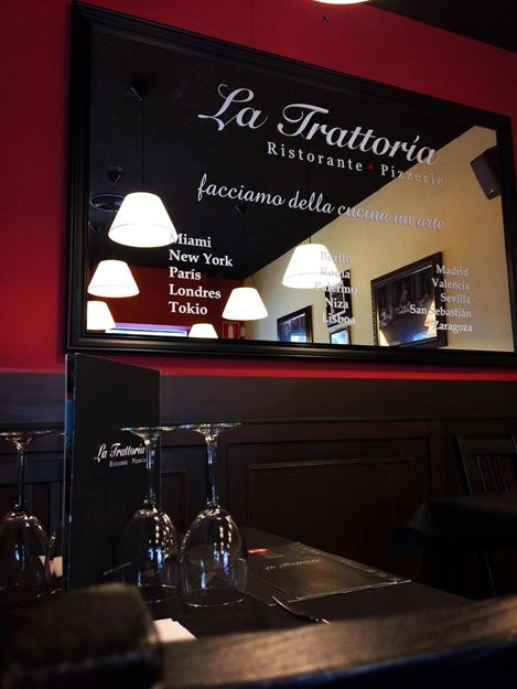 Restaurante y pizzería en Zaragoza