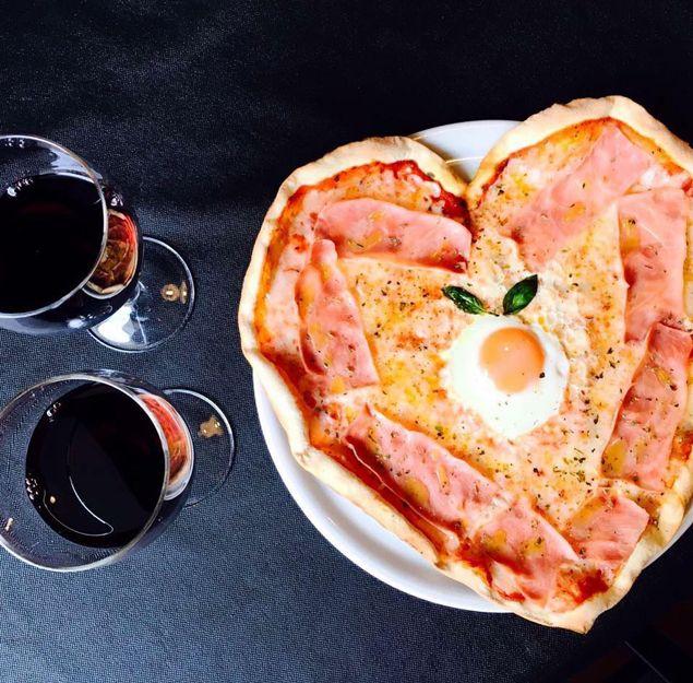 Auténtica comida italiana en Zaragoza