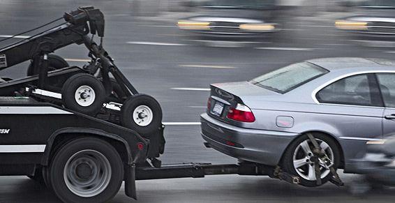 Grúas para vehículos Valencia