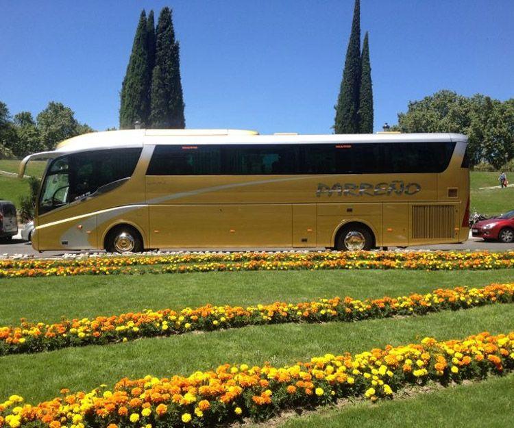 Transporte para viajes en Albacete