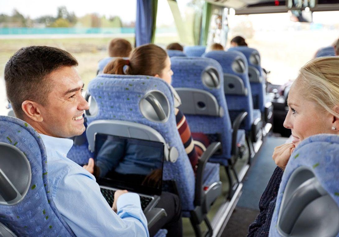Transporte para empresas: Servicios de Autocares Parreño