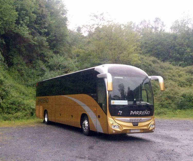 Transporte para excursiones en Albacete