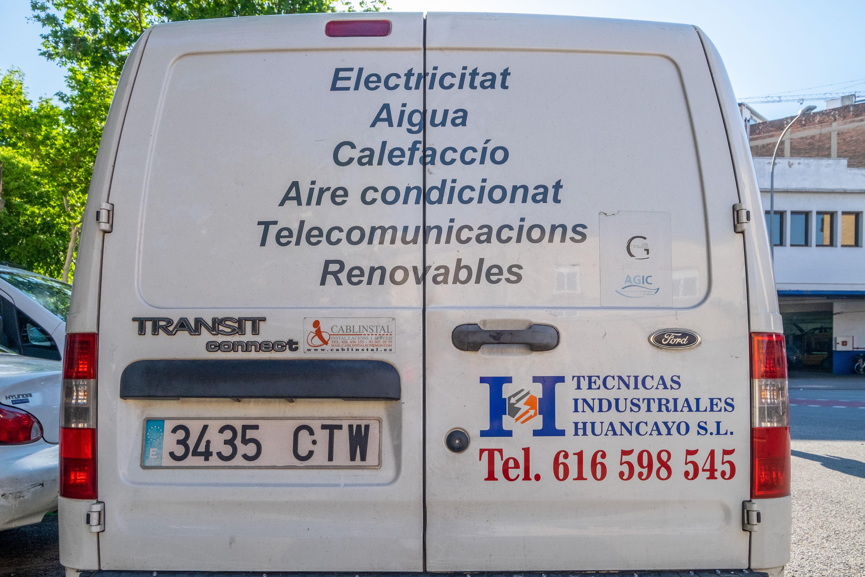 Empresas de electricidad, Barcelona
