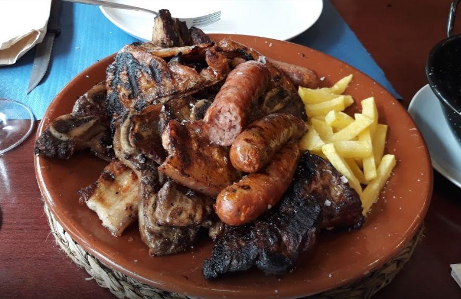 Parrillada de carne El Prat de Llobregat