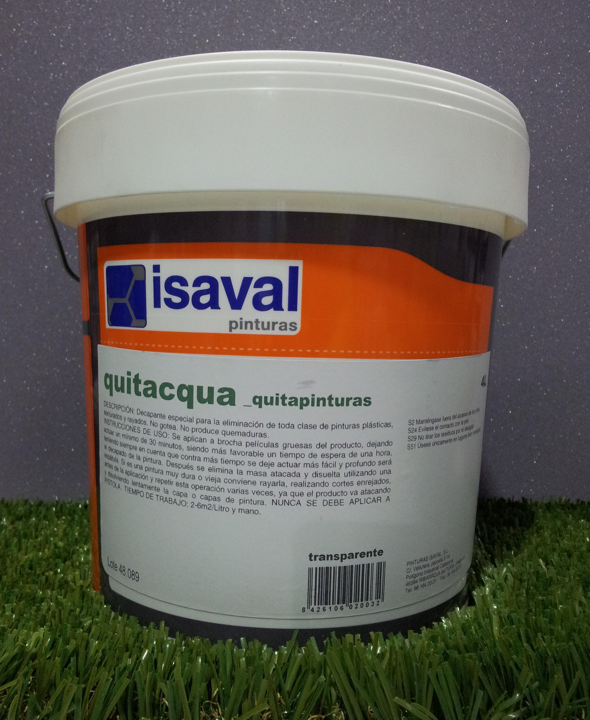 Quitacqua ISAVAL
