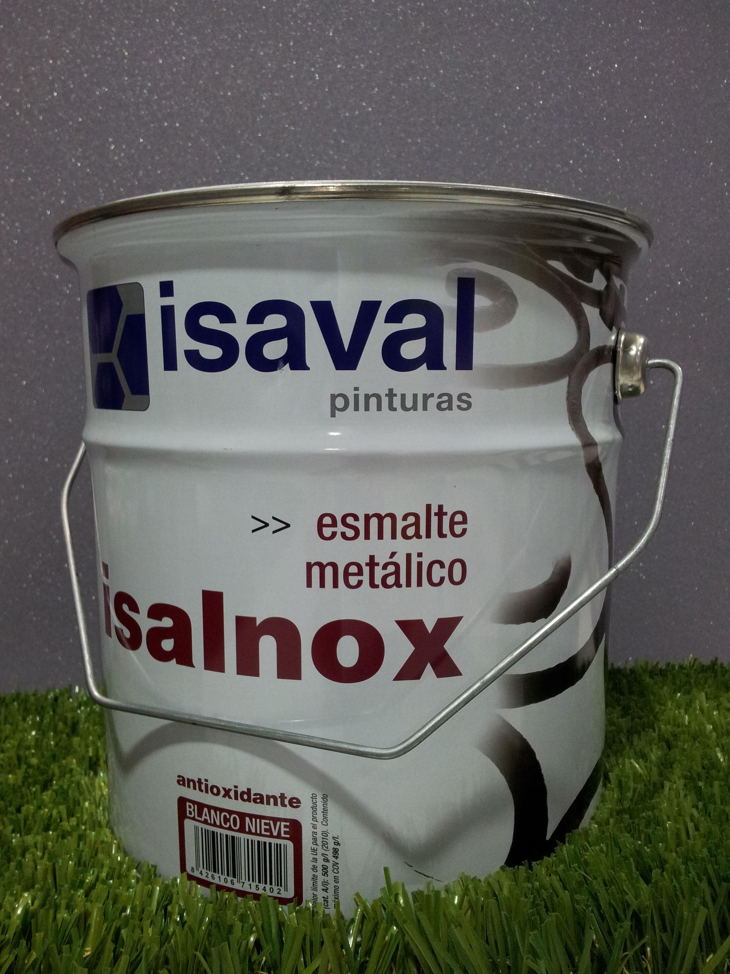 Esmalte antioxidante ISAVAL Isalnox