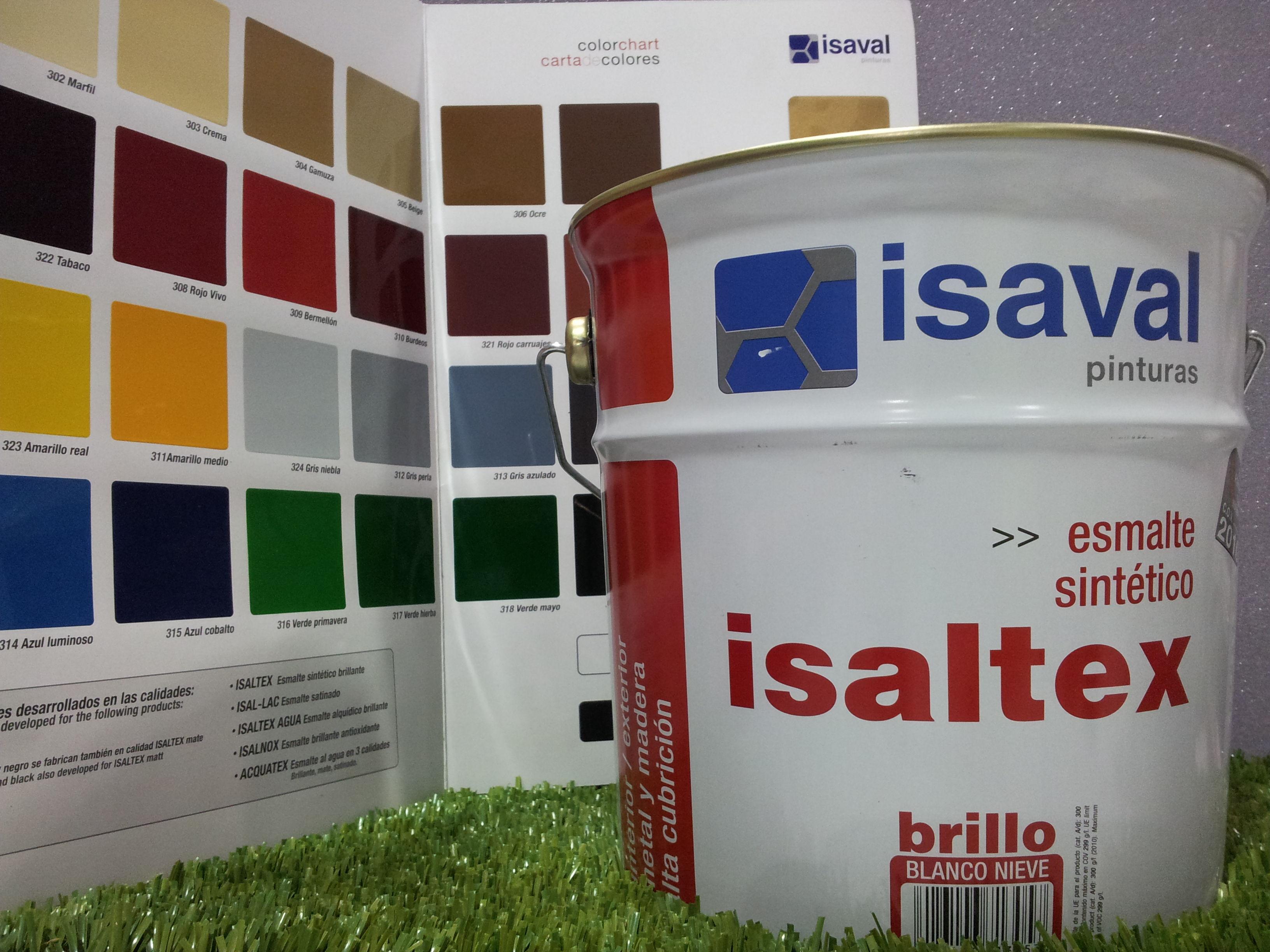 Esmalte ISAVAL sintético Isaltex