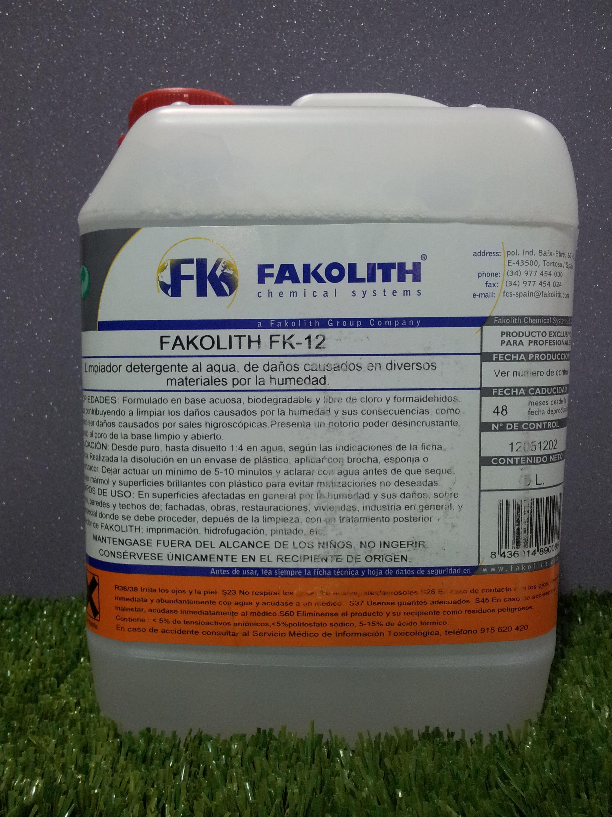 Fakolith FK-12