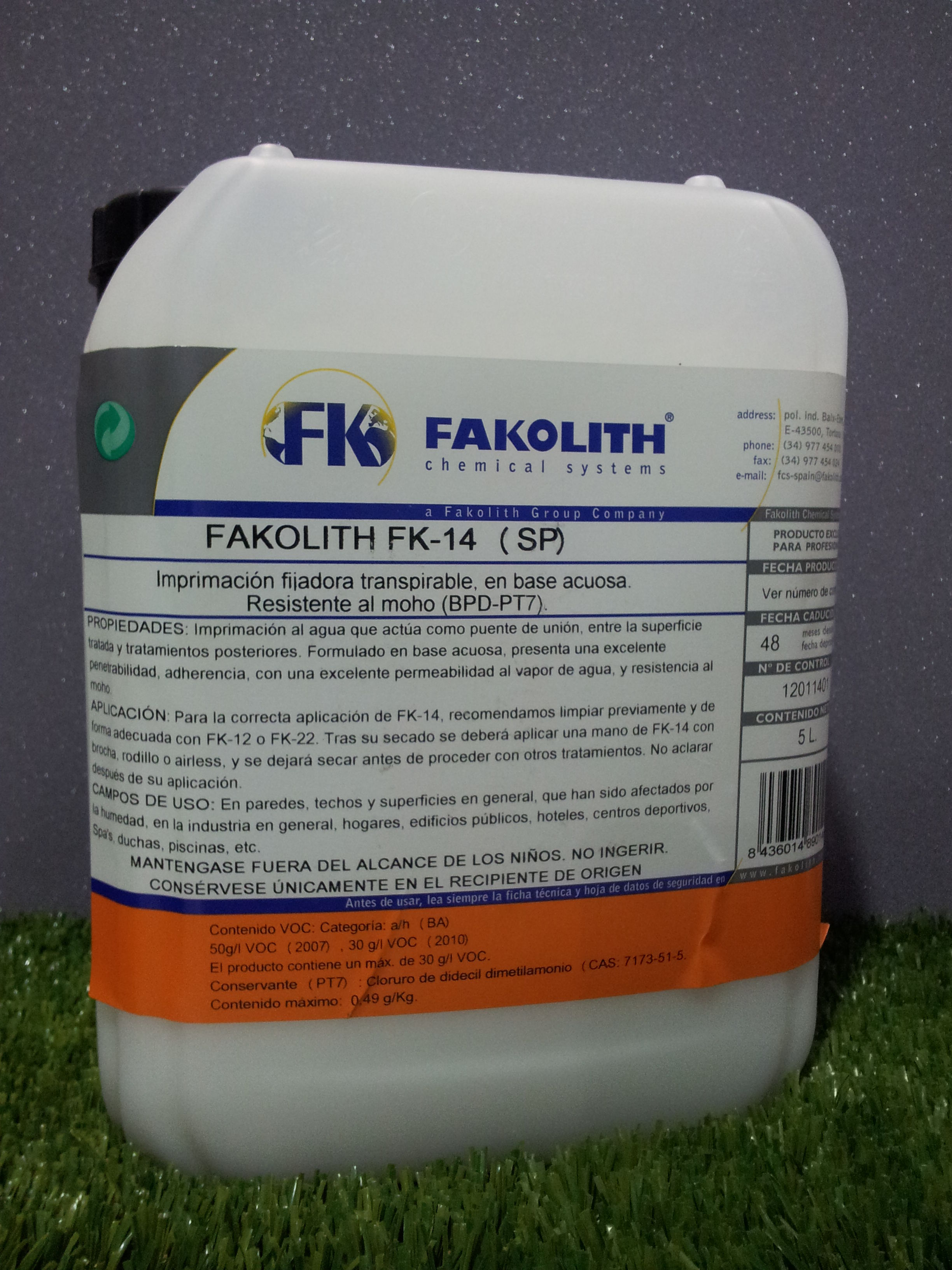 Fakolith  FK-14