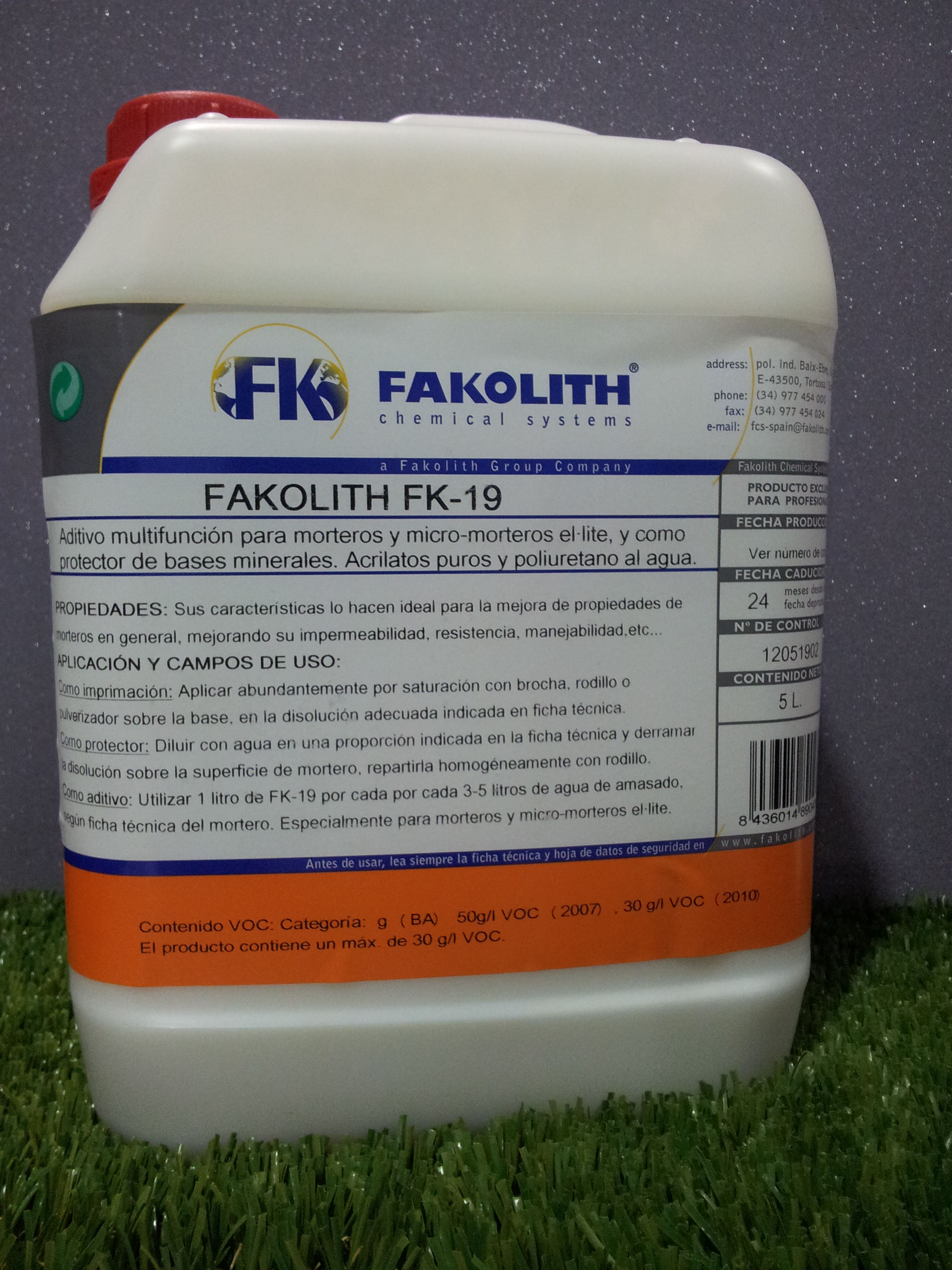 Fakolith FK-19