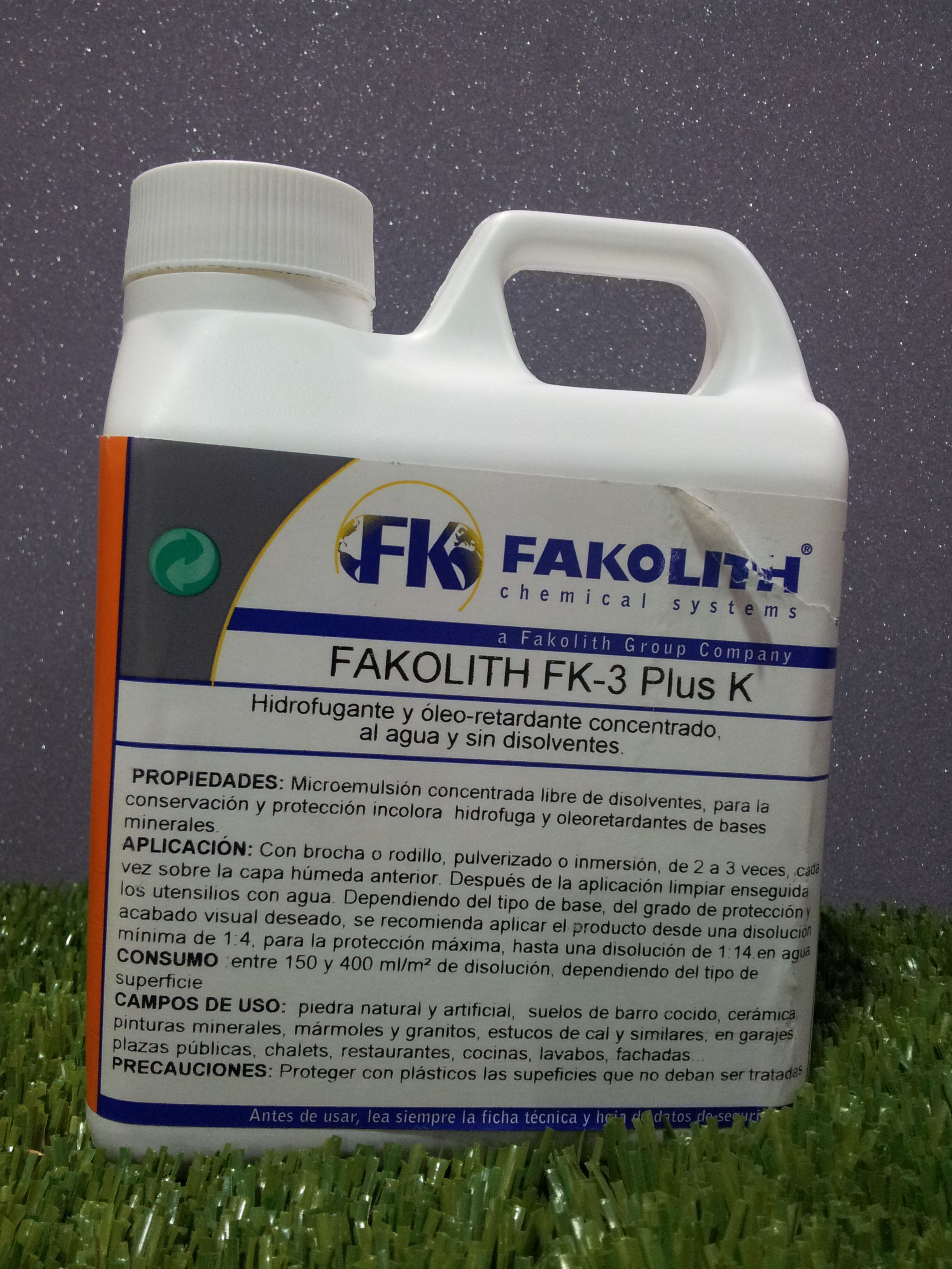 Fakolith FK-3 Plus K