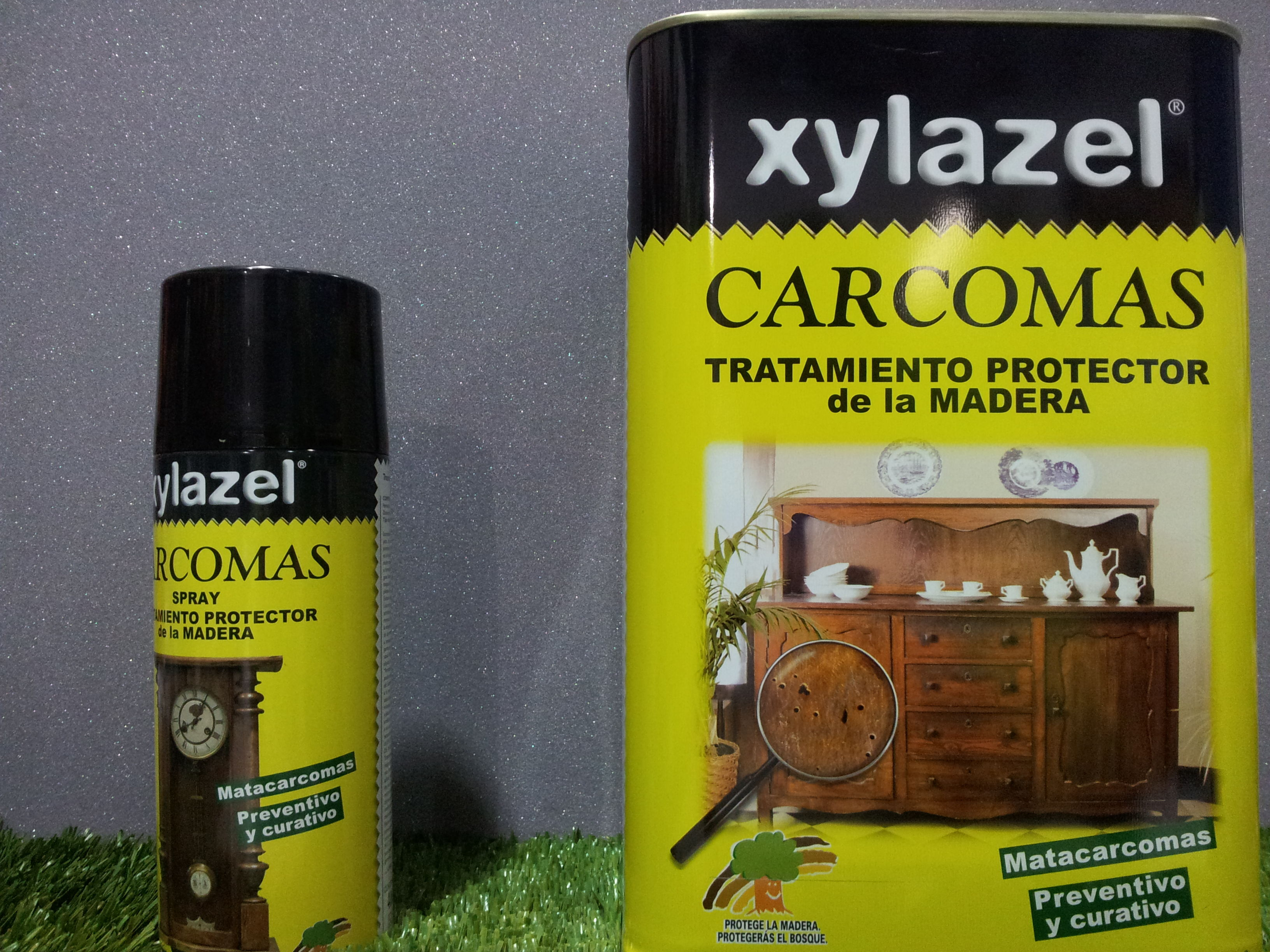 XYLAZEL Carcoma