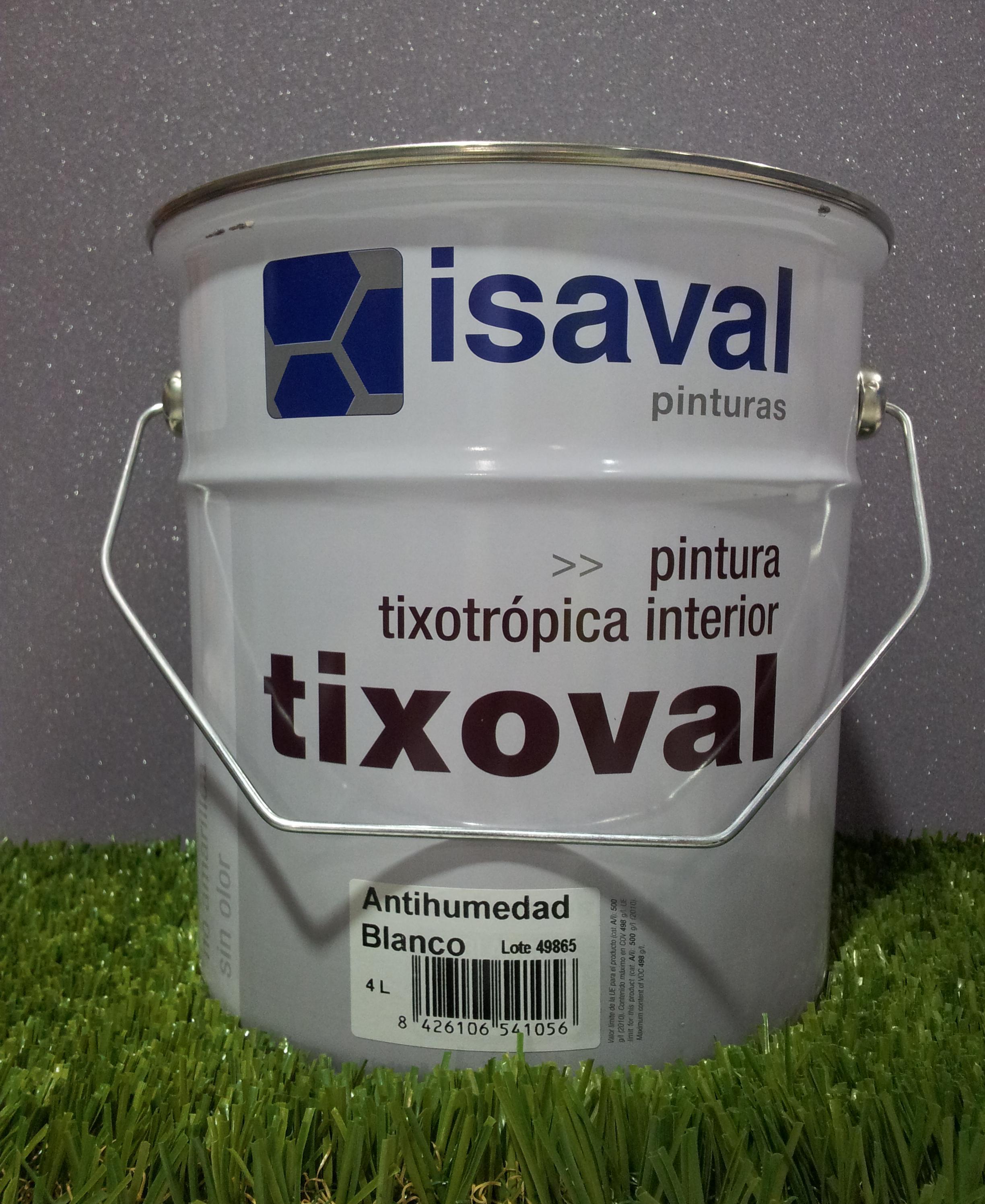 Tixoval Antihumedad ISAVAL